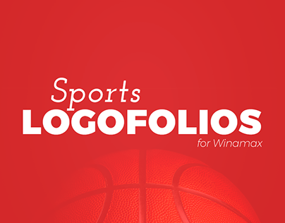 Sports Logofolio for Winamax