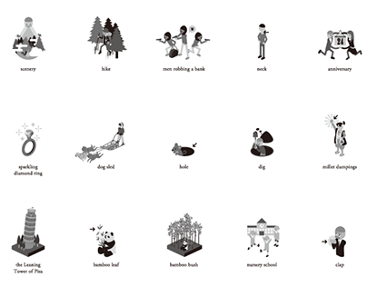 "Illustration for ""Enjoy Simple English"""