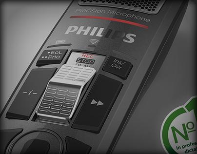 Philips SpeechMike Premium Air Pre-Order Campaign