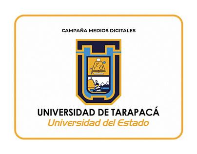 Campaña Digital Universidad de Tarapacá