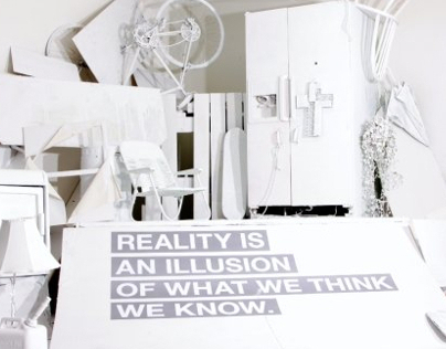 reality and illusion Watch video the universe ceases to exist when we are not looking at it proving that life is an illusion, according to one study.