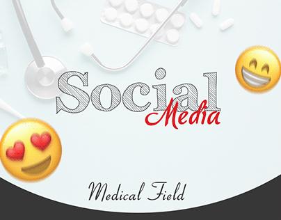 Medical Field | Social Media Posts