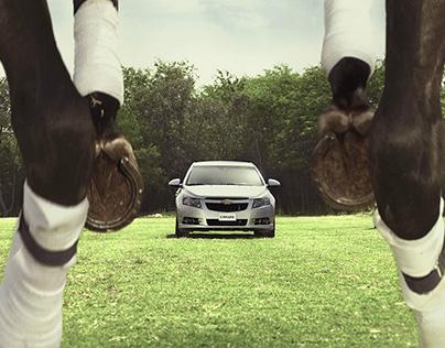Chevrolet Cruze HB / Minisite