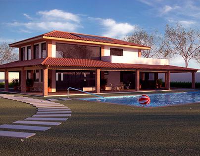 Casa de Campo/ Suíte Master