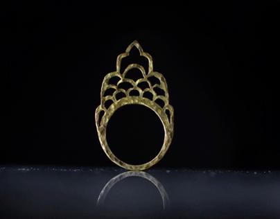 Boyarina Ring