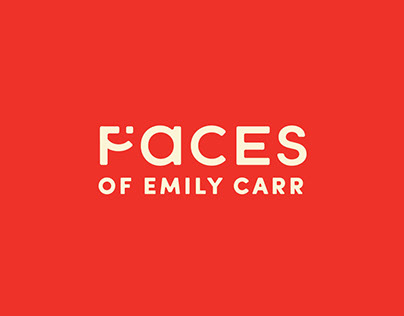 Faces of Emily Carr Rebrand