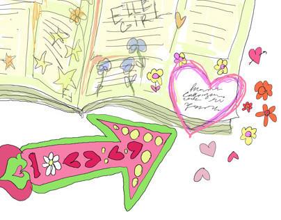 illustration for ELLE