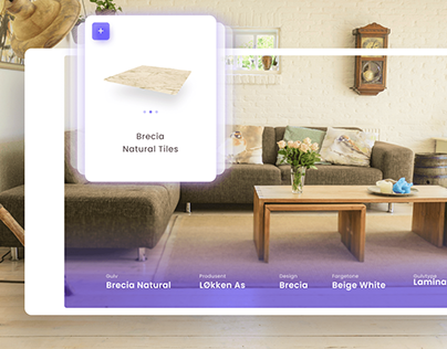 Augmented Reality App For Flooring Products