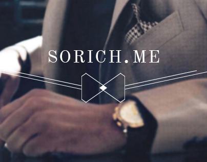 So Rich.Me - Identity & Web Design