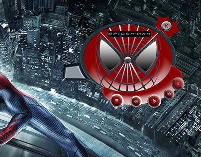 Reproductor Multimedia - Spiderman