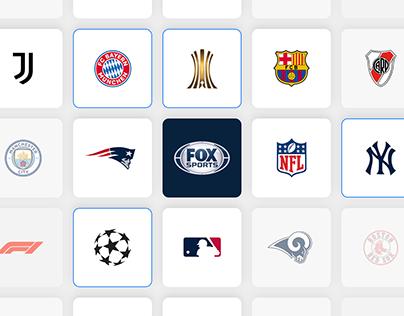 FOX Sports App - Customization