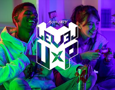 Maxxx Energy - Level Up