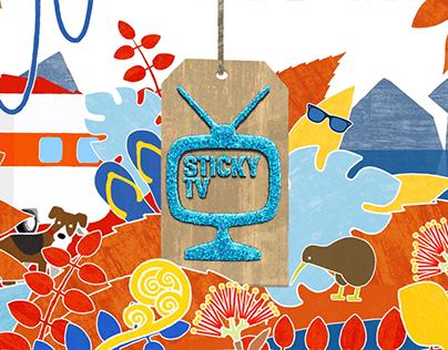 Sticky TV