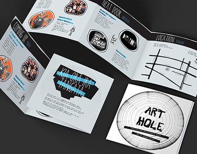 Art Hole Brochure