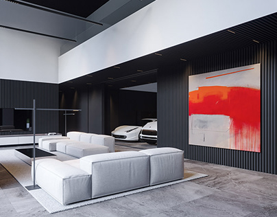 I.076- Single family house interior design