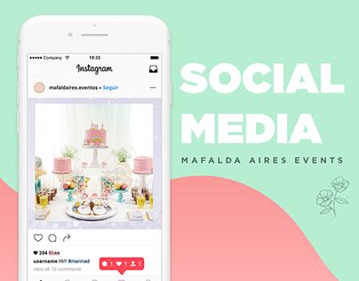 MF Events   Social Media