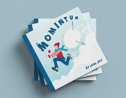"Children book 'Momentum"""