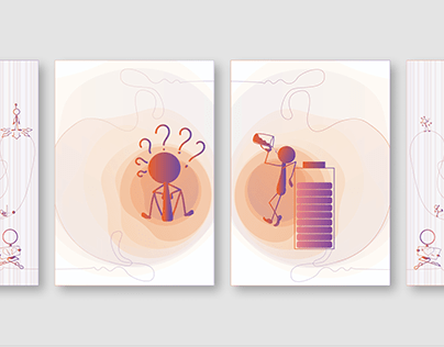 Stick illustration