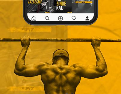 Social Media | MACFit Gym / Fitness