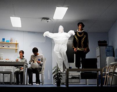 UNE PIÈTRE IMITATION DE LA VIE / B. Abitan / 2010