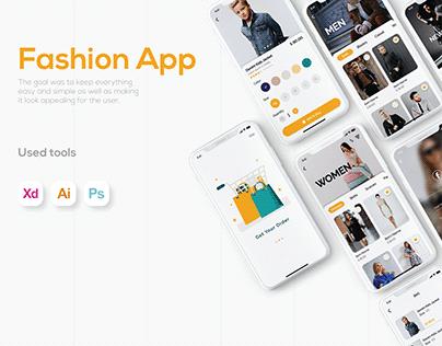 Unique Fashion App