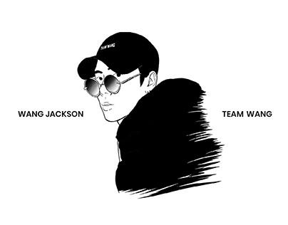 WANG JACKSON VINYLE PROJECT