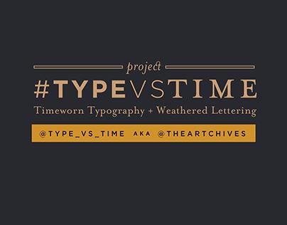 Type vs. Time | @Type_vs_Time | #TypevsTime