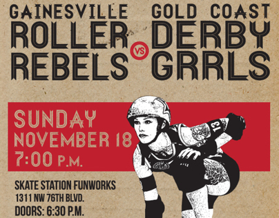 Gainesville Roller Rebels