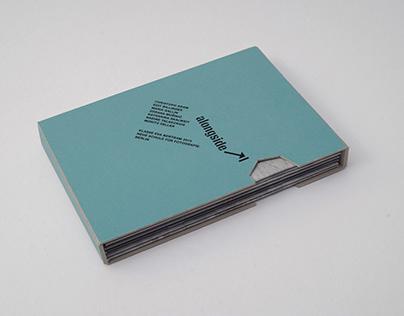 Editorial Design – Photography, Catalogue