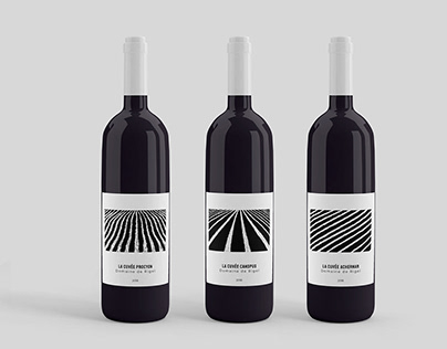 Étiquettes vins