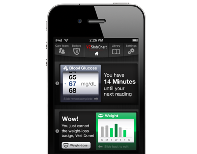 Verizon Mobile Health Application