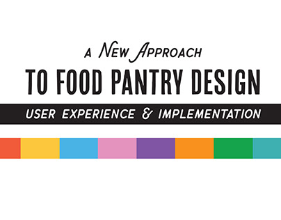 A New Approach to Food Pantry Design | Molly Schwalm
