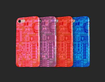 90s Translucent Plastic Phone Cases