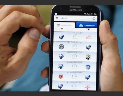 Impact Mobile App