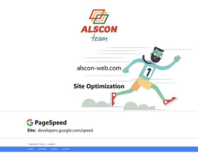 Optimization Web Site WordPress