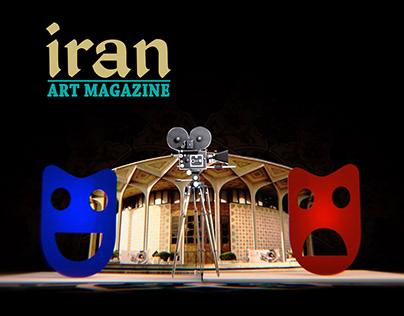 Iran Art Mag Opener