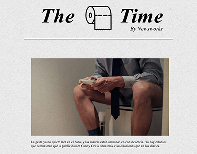 The Toilet Time