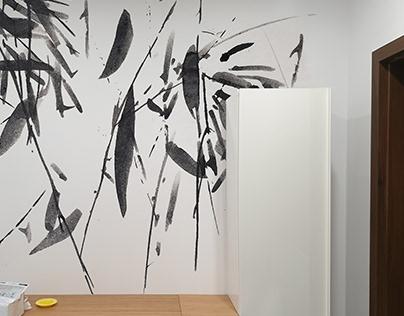 Murals: Gestures