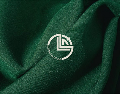 LMNT boutique | logo and branding