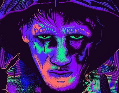 Donnie Darko - Alternative Movie Poster: Reverse V2