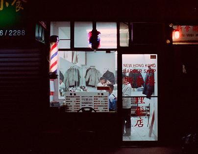 On Film: Chinatown Windows