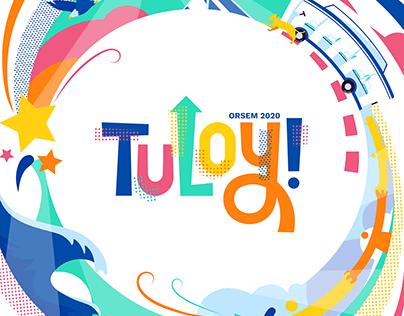OrSem 2020: Tuloy | Visual Identity