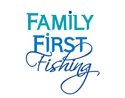 Branding and logos for Family First Fishing