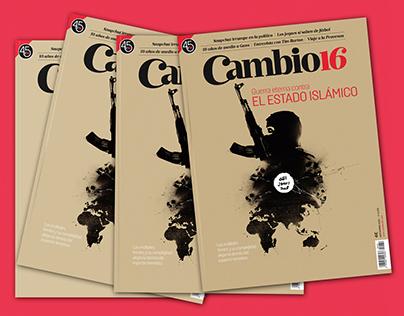 Cambio16 magazine #2230 September 2016