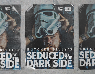 Butcher Billy's Seduced by the Dark Side