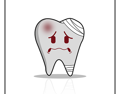 Tooth Pain Vector