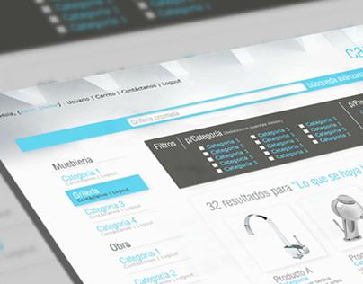 CarabathOnline.com.ar   Plataforma de Venta Online