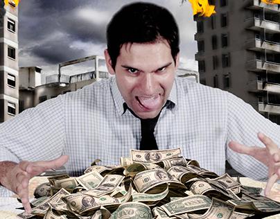 Greed - Avaricia