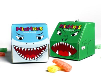 Mighties - Jelly Packaging