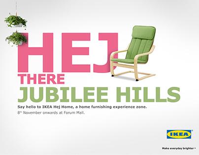 IKEA Hej Home Launch